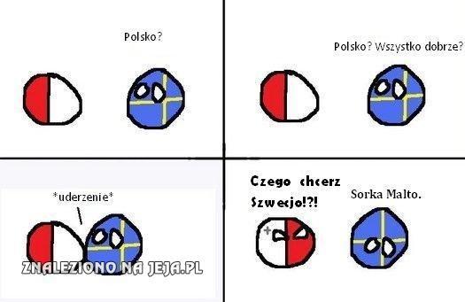 Polsko?