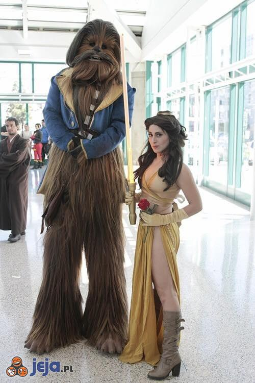 Piękna i Wookie