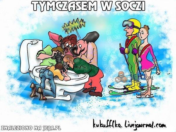 Tymczasem w Soczi
