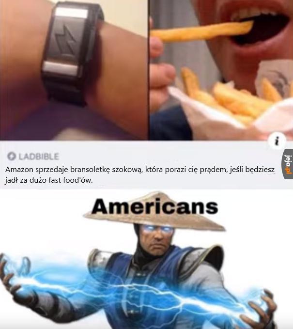 Ach. ci Amerykanie