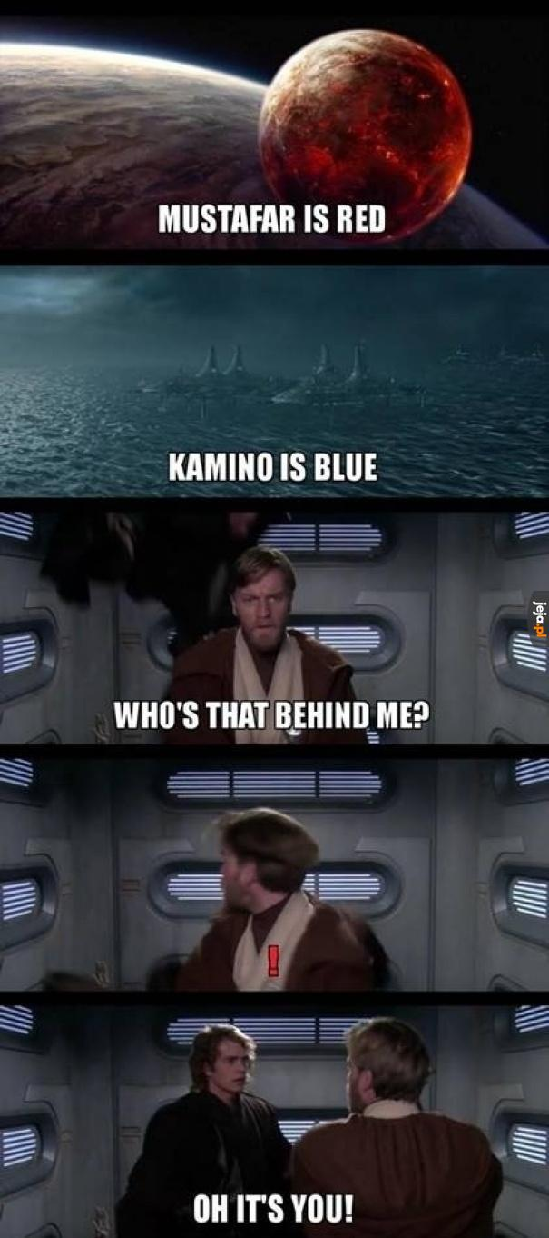 Poezja Obi-Wana