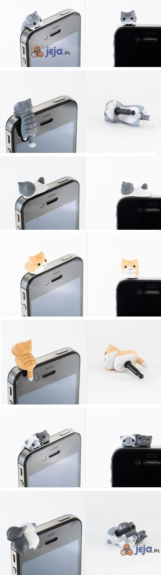Koty do telefonu