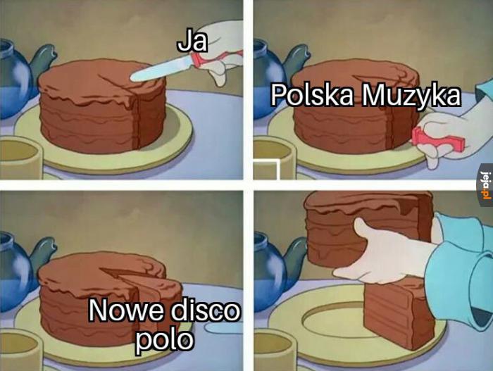 Zabrakło miejsca na polski rap