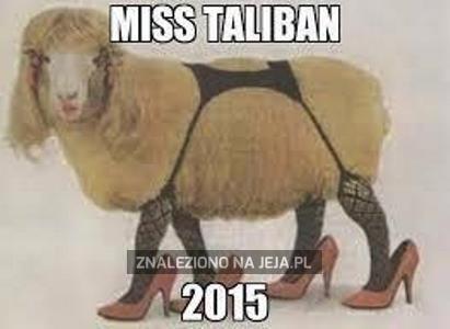 Miss Taliban 2015