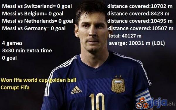 Najlepszy zawodnik Mistrzostw Świata!