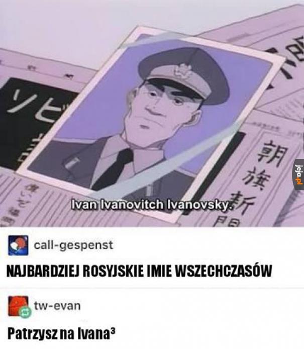 Ivan do sześcianu