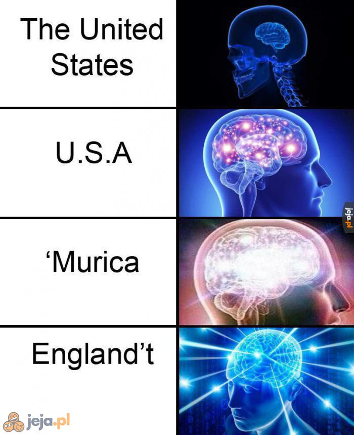 Różne określenia Ameryki