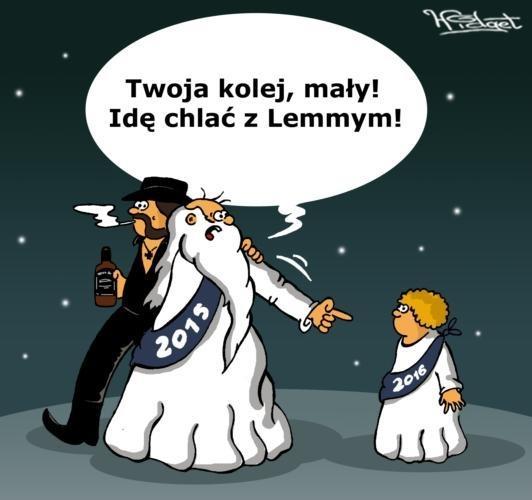 Impreza z Lemmym trwa!
