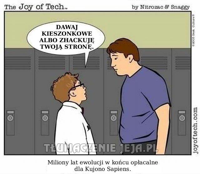 Potyczka w szkole