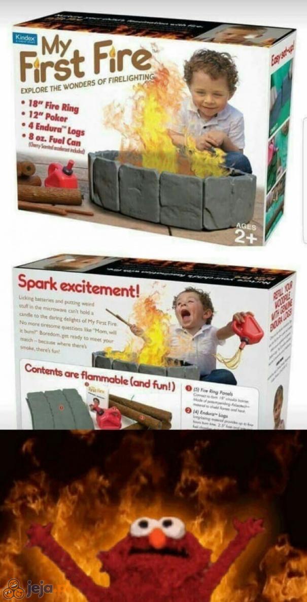 Współczesne zabawki dla dzieci