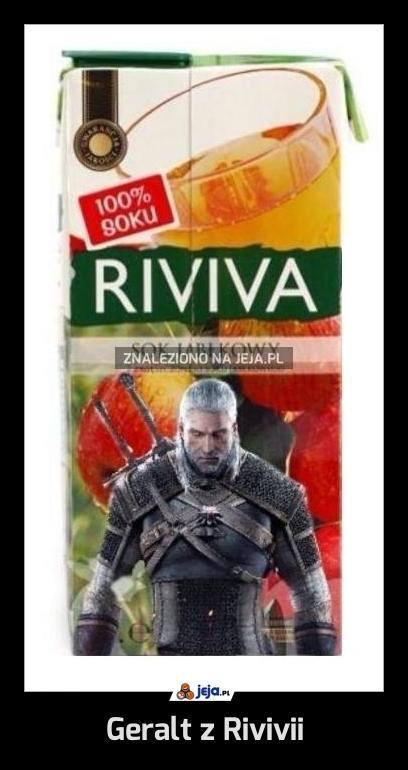 Geralt z Rivivii
