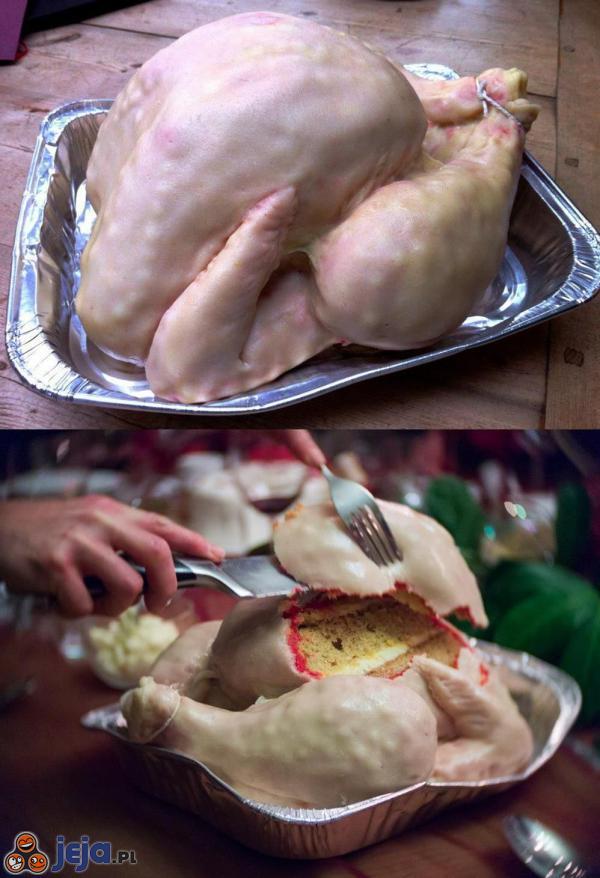 Kurczaczka?