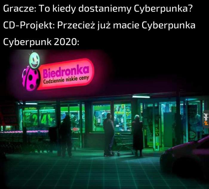 Przyszłość jest dziś