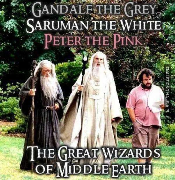 Trójka czarodziejów