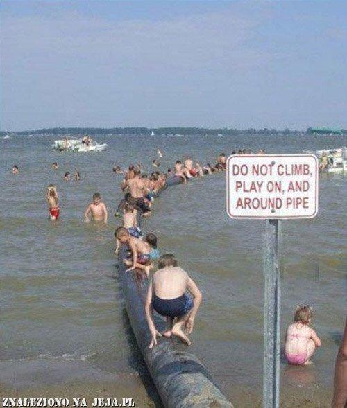 Zakaz zabawy