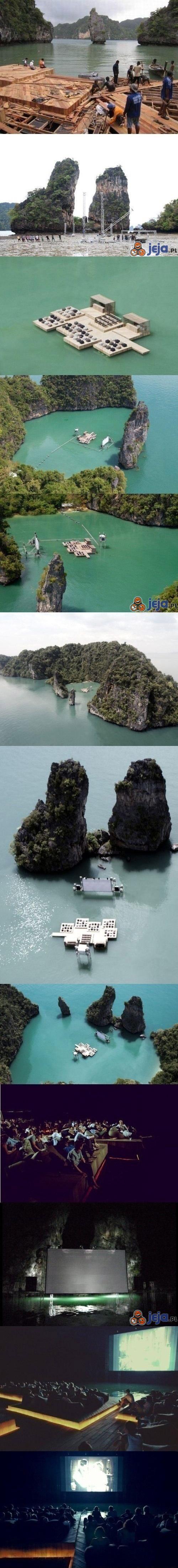 Kino na wodzie