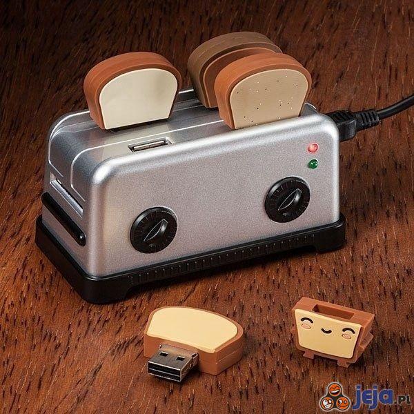 Pomysłowe wykorzystanie USB