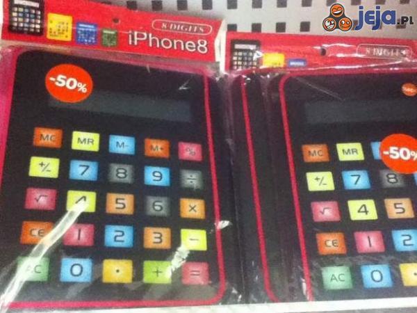 Prawie jak iPhone...