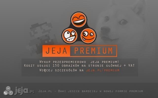 Jeja PREMIUM - Nowe możliwości