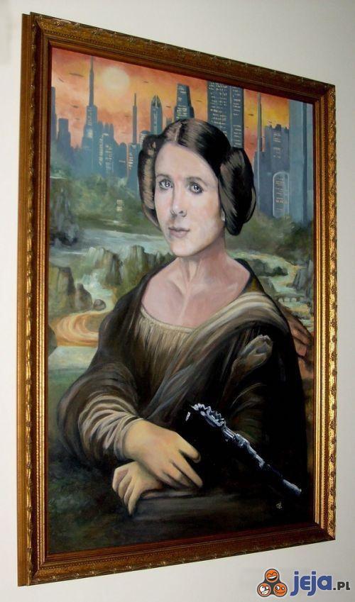 Leializa we francuskim muzeum