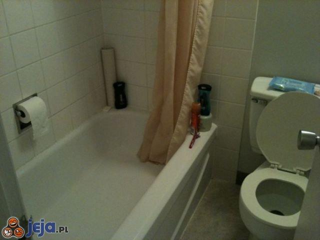 Projekt toalety