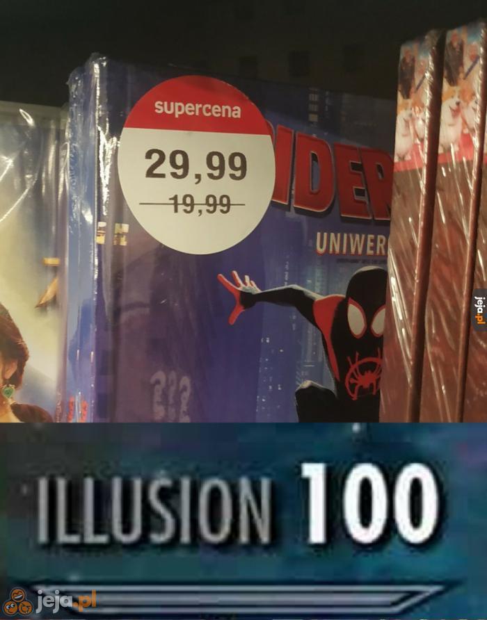 No faktycznie super ta cena