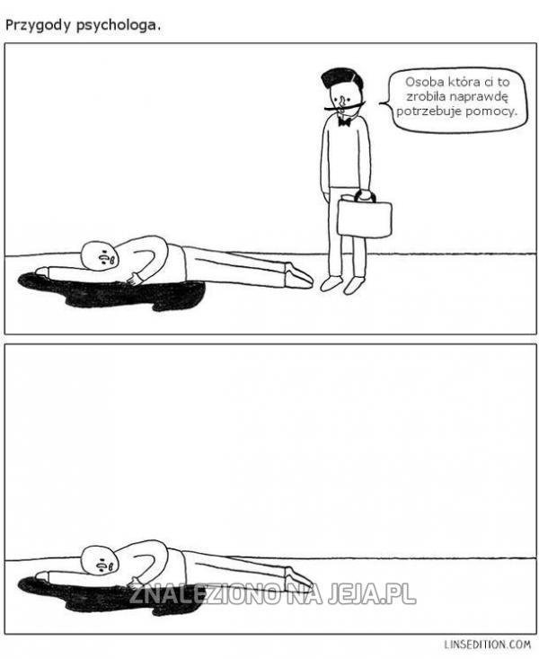 Przygody psychologa