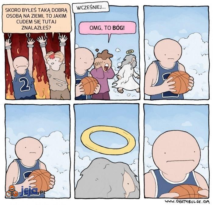 Koszykarz z powołania