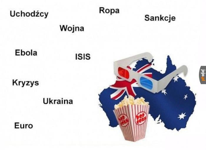 Australia ma dobrze