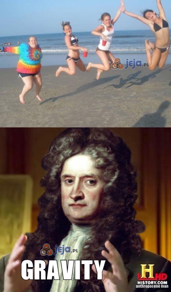 Och, Newton...