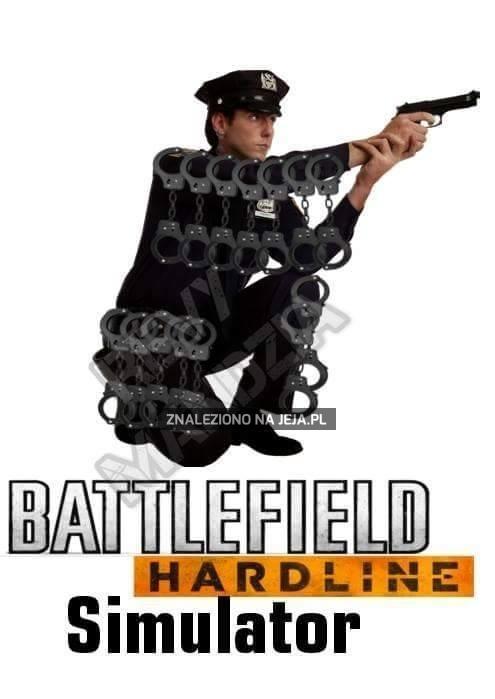 Kajdanki w Hardline