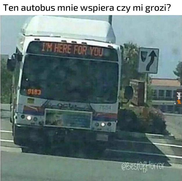 Autobus z piekieł bram
