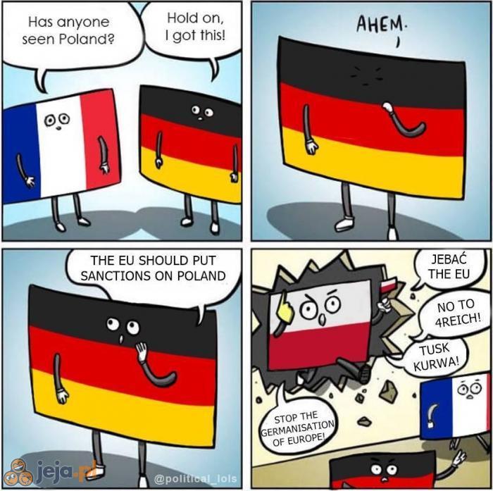 Jak przywołać Polskę