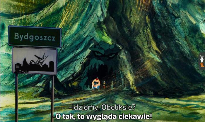 """Szkoda, że René Goscinny umarł, zanim skończył """"Asterix u Lechitów"""""""
