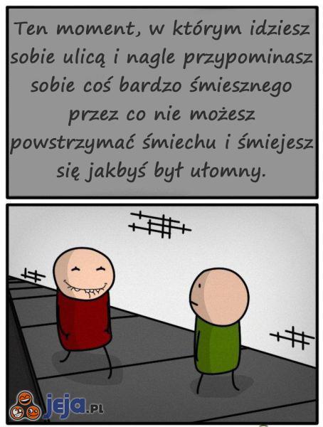 Śmiech - nie zawsze wypada