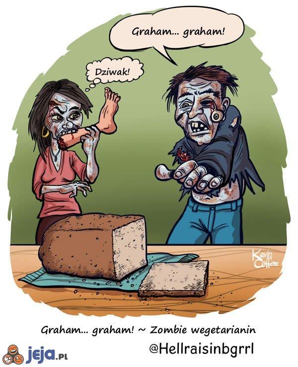 Zombie wegetarianin