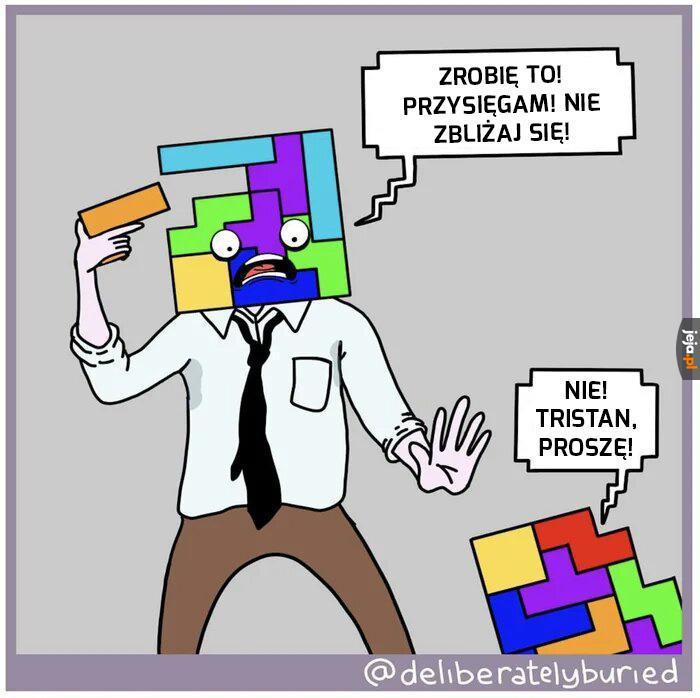 Alternatywny wszechświat: Tetris