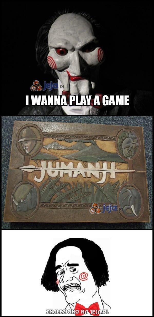 W to nie będę grać!