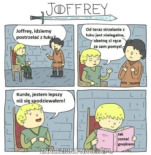 Poradnik Joffreya