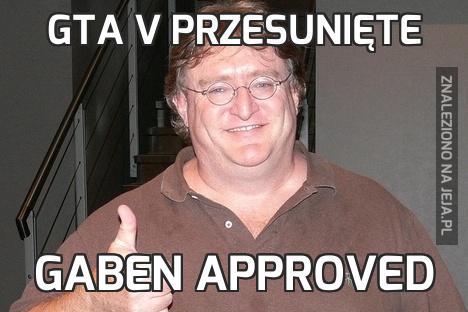 GTA V przesunięte