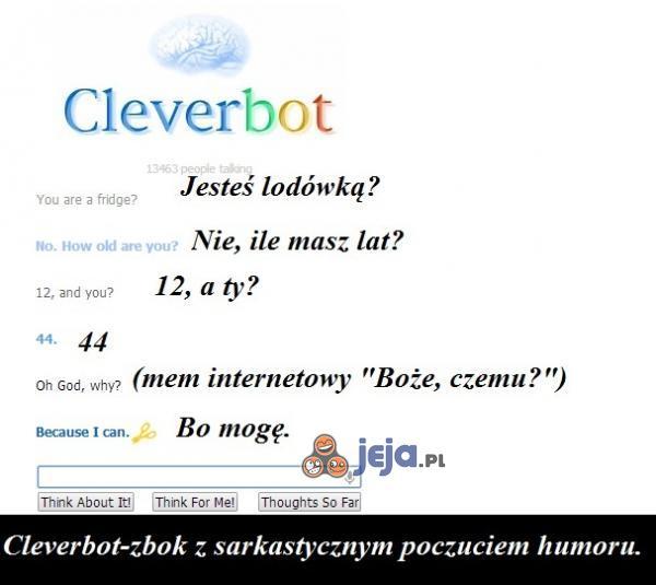 Druzgocząca prawda o Cleverbocie