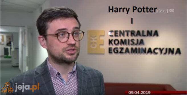 Harry Potter i Fraszka Filozoficzna