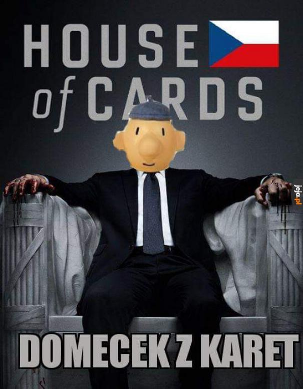 Słynny serial polityczny