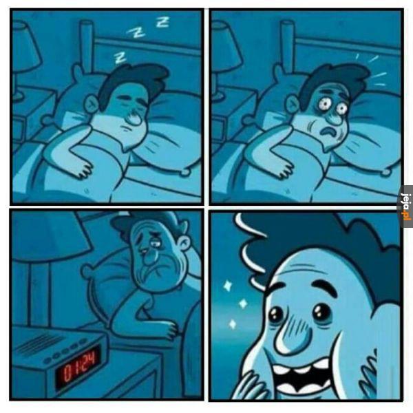 Tyle spanka zostało...