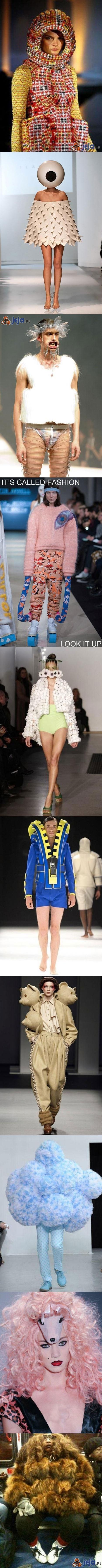 Mówią na to moda...