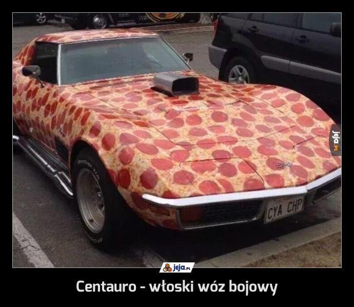 Centauro - włoski wóz bojowy