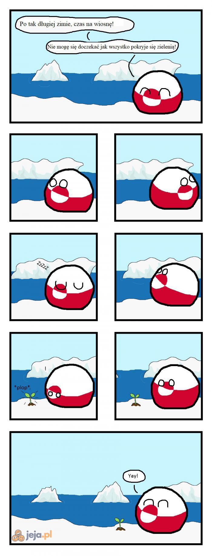 Grenlandzka wiosna