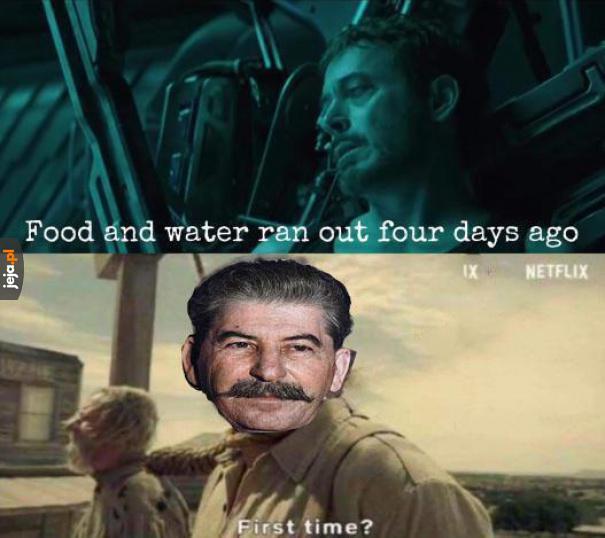 Co on tam wie o głodzie