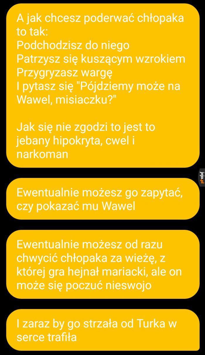 Krakowskie Teksty Na Podryw Jejapl
