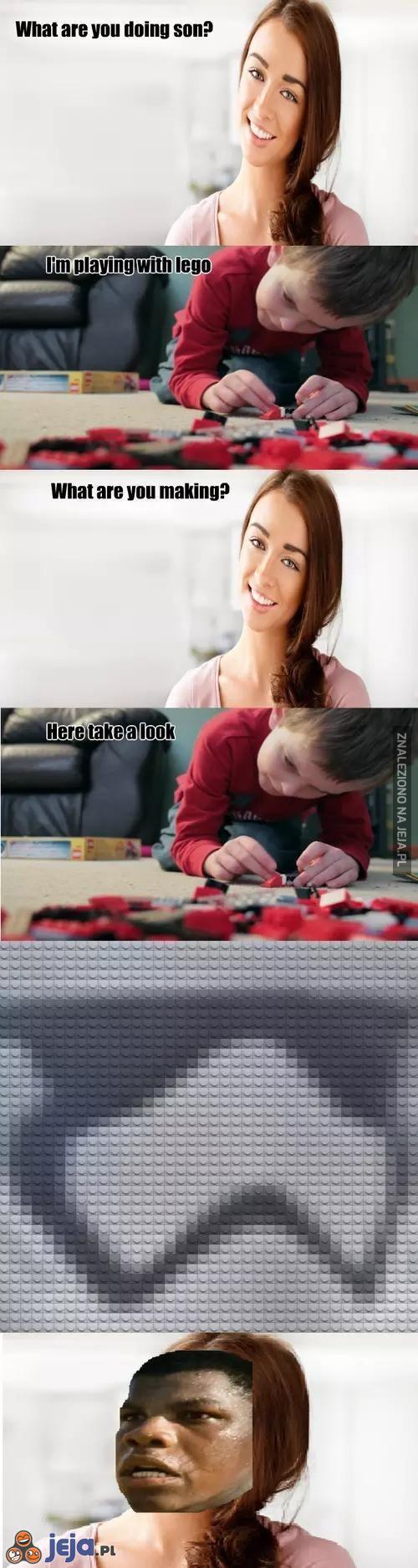 LEGOzdrajcy